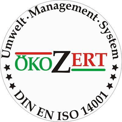 Umwelt-Management-System DIN EN ISO 14001