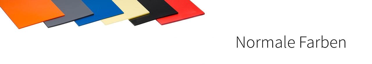Extrusion - PVC transparent / farbig