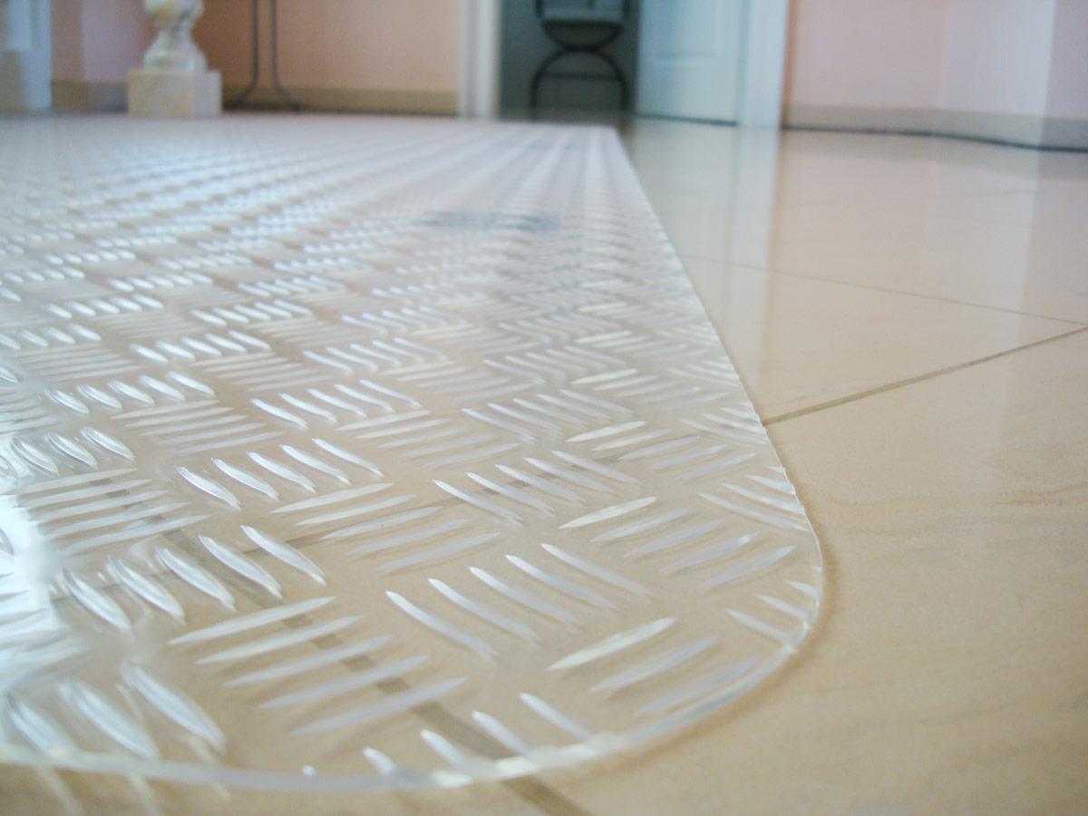 Weich-PVC Schutzmatte