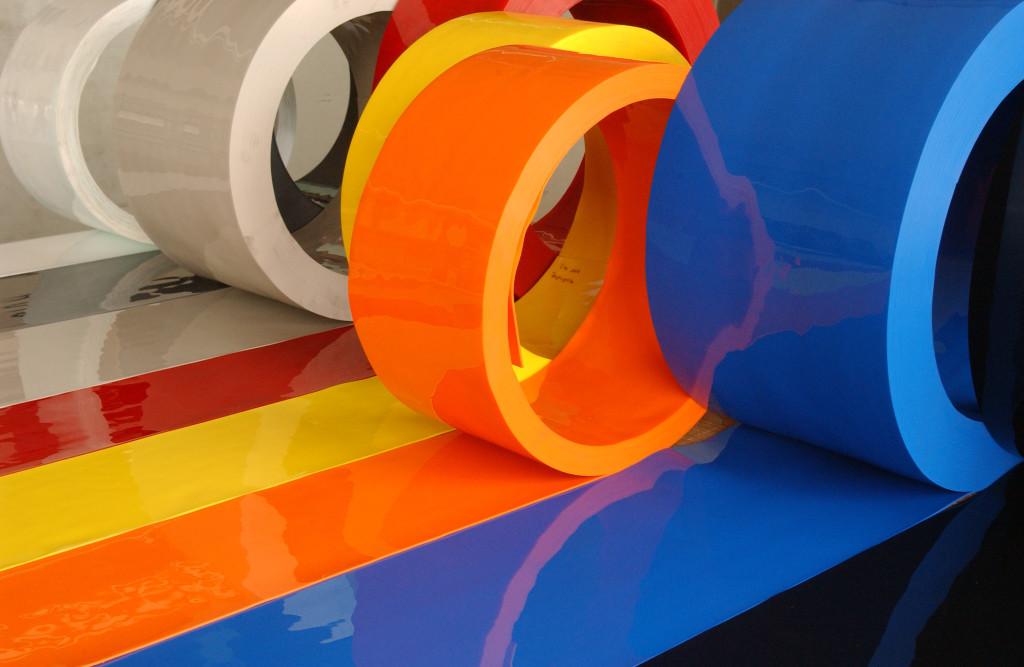 Weich PVC Streifen / Rolle