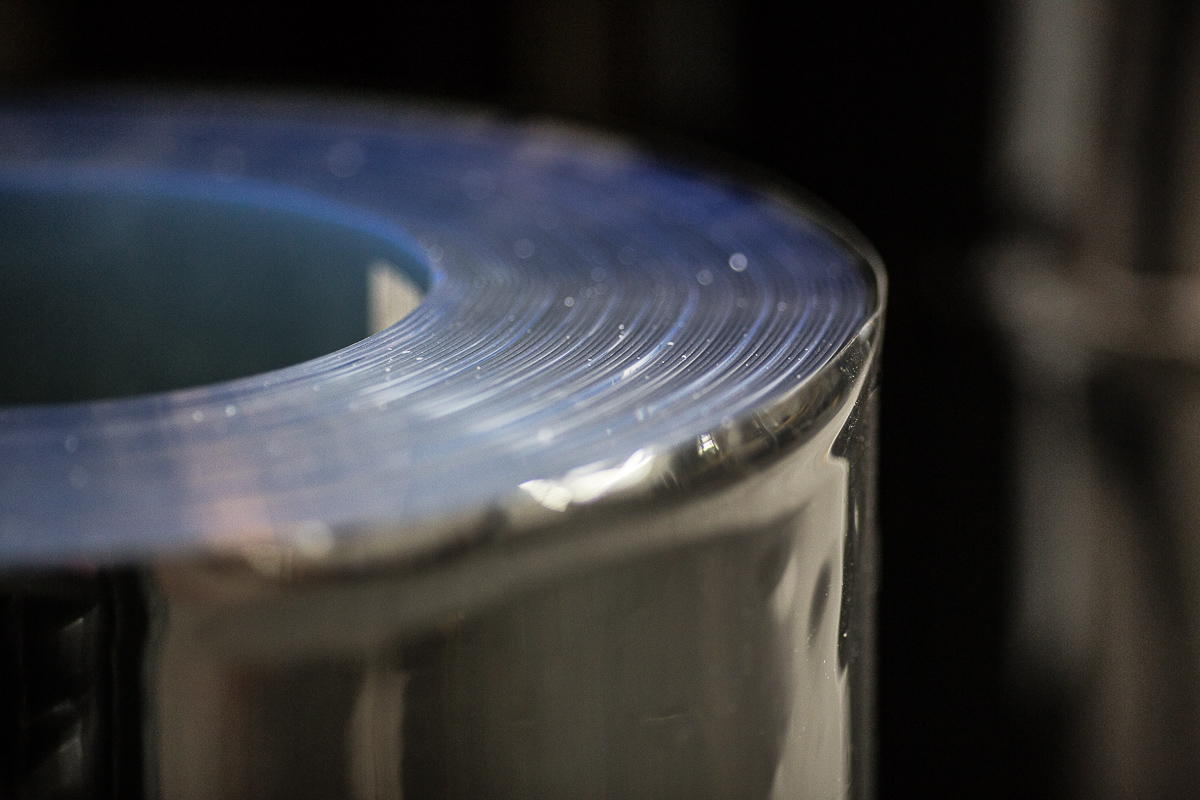 Weich PVC Rolle